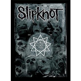Framed poster Slipknot - (&&string0&&) - PYRAMID POSTERS, PYRAMID POSTERS, Slipknot