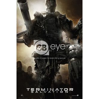 poster - TERMINATOR SALVATION army FP2297, GB posters