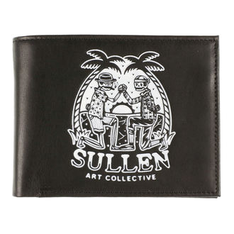 Wallet SULLEN - HOMIES - BLACK, SULLEN