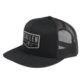 cap SULLEN - BLOCKHEAD - BLACK, SULLEN