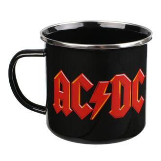 Enamel Mug AC / DC - Logo, AC-DC