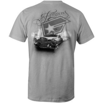 t-shirt street men's - L.A. - FAMOUS STARS & STRAPS, FAMOUS STARS & STRAPS