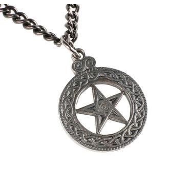 necklace Pentagram, FALON