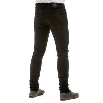men's pants (jeans) NUGGET - Garage 2 - 1/7/38, C - Black, NUGGET