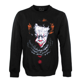 sweatshirt (no hood) unisex - DANCING CLOWN - GRIMM DESIGNS
