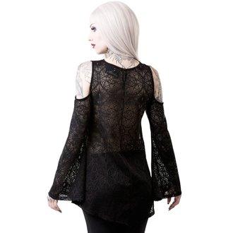 T-Shirt women's - GIA LACE - KILLSTAR - KSRA000140