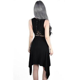 Women's dress KILLSTAR - GOALS - BLACK, KILLSTAR