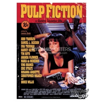 poster Pulp Fiction (Cover) - GPP51004 - Pyramid Posters