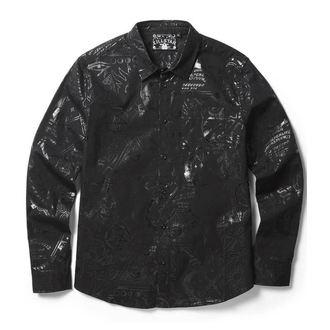 Shirt Men's KILLSTAR - GRAVE BOY - BLACK, KILLSTAR
