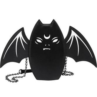 Purse (Handbag) KILLSTAR - GRUMPY BAT - BLACK, KILLSTAR
