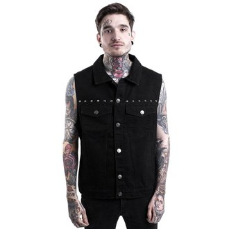 Vest (unisex) KILLSTAR - HELLCORE - BLACK, KILLSTAR