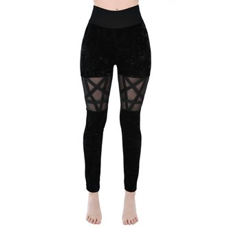 Women's Leggings KILLSTAR - HELLION - BLACK