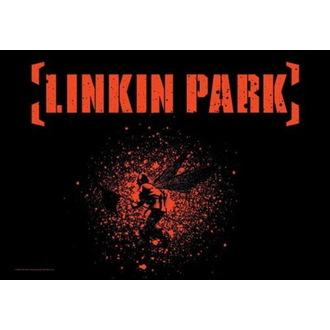 Flag Linkin Park - Soldier Wings, HEART ROCK, Linkin Park
