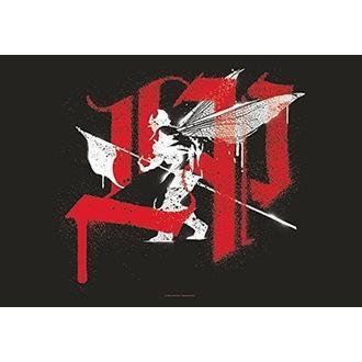 Flag Linkin Park - Tangled, HEART ROCK, Linkin Park