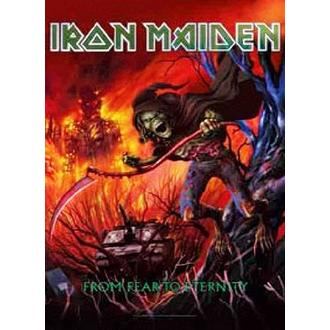 Flag Iron Maiden - from Fear to Eternity