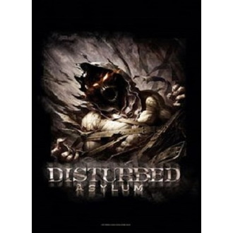 Flag Disturbed - Big Fade Asylum, HEART ROCK, Disturbed
