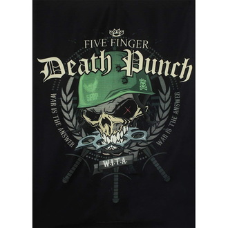 Flag Five Finger Death Punch, HEART ROCK, Five Finger Death Punch