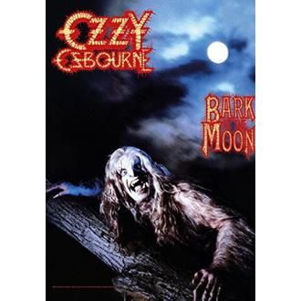 Flag Ozzy Osbourne - Bark at the Moon, HEART ROCK, Ozzy Osbourne