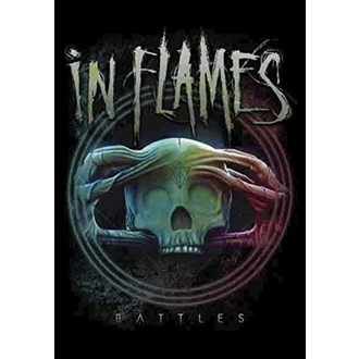 Flag In Flames - Battles, HEART ROCK, In Flames