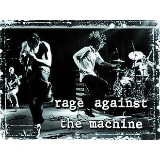 flag Rage Against The Machine - Stage, HEART ROCK, Rage against the machine