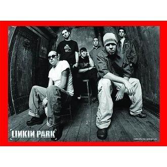 flag Linkin Park HFL 531, HEART ROCK, Linkin Park