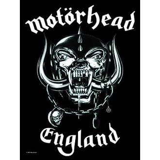 flag Motörhead - England, HEART ROCK, Motörhead