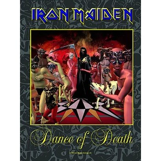 flag Iron Maiden - Dance Of Death - HFL0615