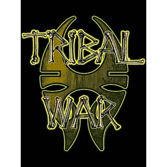 flag Soulfly - Tribal War, HEART ROCK, Soulfly