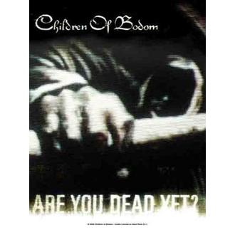 flag Children of Bodom - Are you dead yet?, HEART ROCK, Children of Bodom