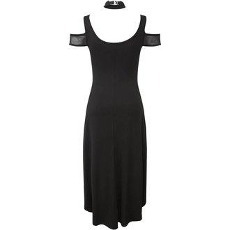 Women's Dress KILLSTAR - HOLY TERRORZ - BLACK, KILLSTAR