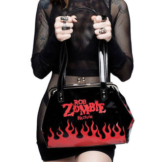 Handbag (bag) KILLSTAR - Rob Zombie - Hot Hell - BLACK, KILLSTAR, Rob Zombie