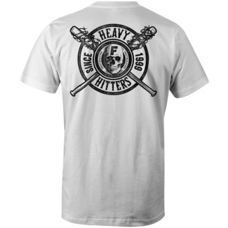t-shirt street men's - HEAVY HITTERS - FAMOUS STARS & STRAPS, FAMOUS STARS & STRAPS