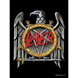 flag SLAYER HFL 059, HEART ROCK, Slayer