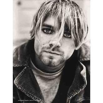 flag Nirvana - Suicide, HEART ROCK, Nirvana