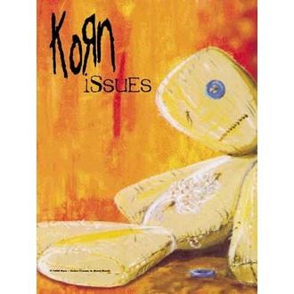 flag Korn - Issues, HEART ROCK, Korn