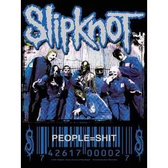 flag Slipknot - People = Shit - HFL0338
