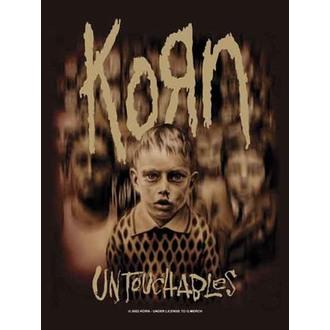 flag KORN - Blurry Kids - HFL460