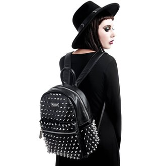 Backpack KILLSTAR - Ika Spiked - Black, KILLSTAR