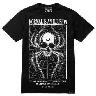 t-shirt men's - ILLUSION - KILLSTAR