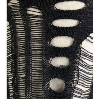 sweater women's PUNK RAVE - Turtleneck Holey - M-012