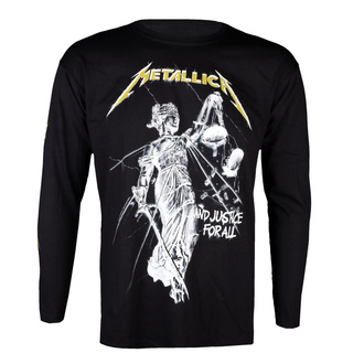 t-shirt metal men's Metallica - And Justice For All - NNM - RTMTLLSBAND