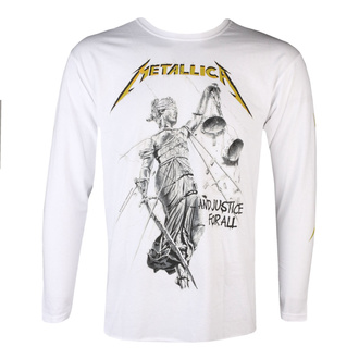 t-shirt metal men's Metallica - And Justice For All - NNM - RTMTLLSWAND