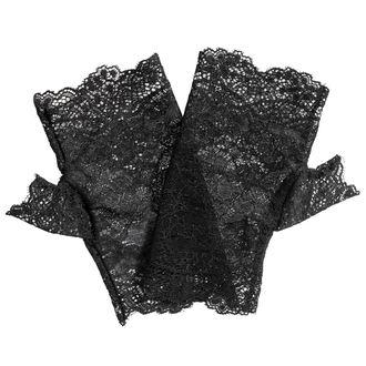 Women's gloves (fingerless) PUNK RAVE - Mist of Lace, PUNK RAVE