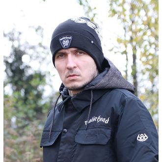 Beanie MOTÖRHEAD - Black, NNM, Motörhead