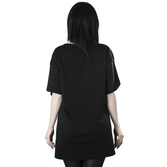 Women's t-shirt KILLSTAR - In Goth We Trust Relaxed, KILLSTAR