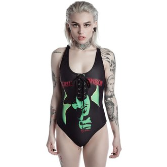 swimsuit women KILLSTAR - MARILYN MANSON - I Put A Spell On You - Black, KILLSTAR, Marilyn Manson