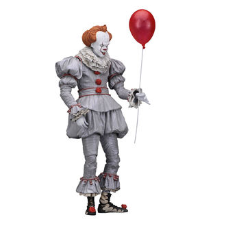 figurine TO - Stephen King - 2017 Pennywise, NNM