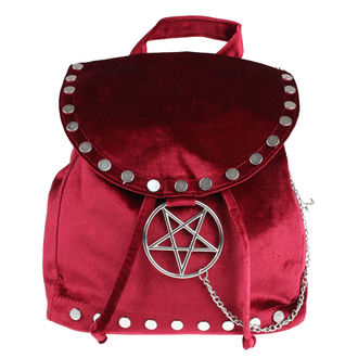 Backpack DISTURBIA - Willow - Red, DISTURBIA