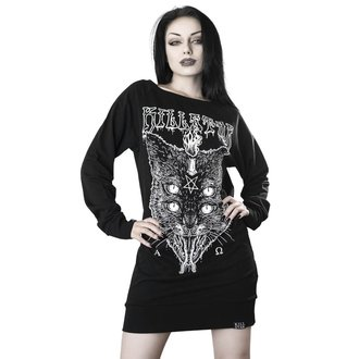 sweatshirt (no hood) women's - Juju - KILLSTAR, KILLSTAR