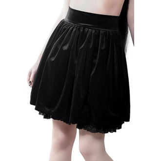 Skirt women's KILLSTAR - JULIET SKIRT - BLACK, KILLSTAR